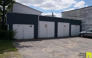 Garages à louer