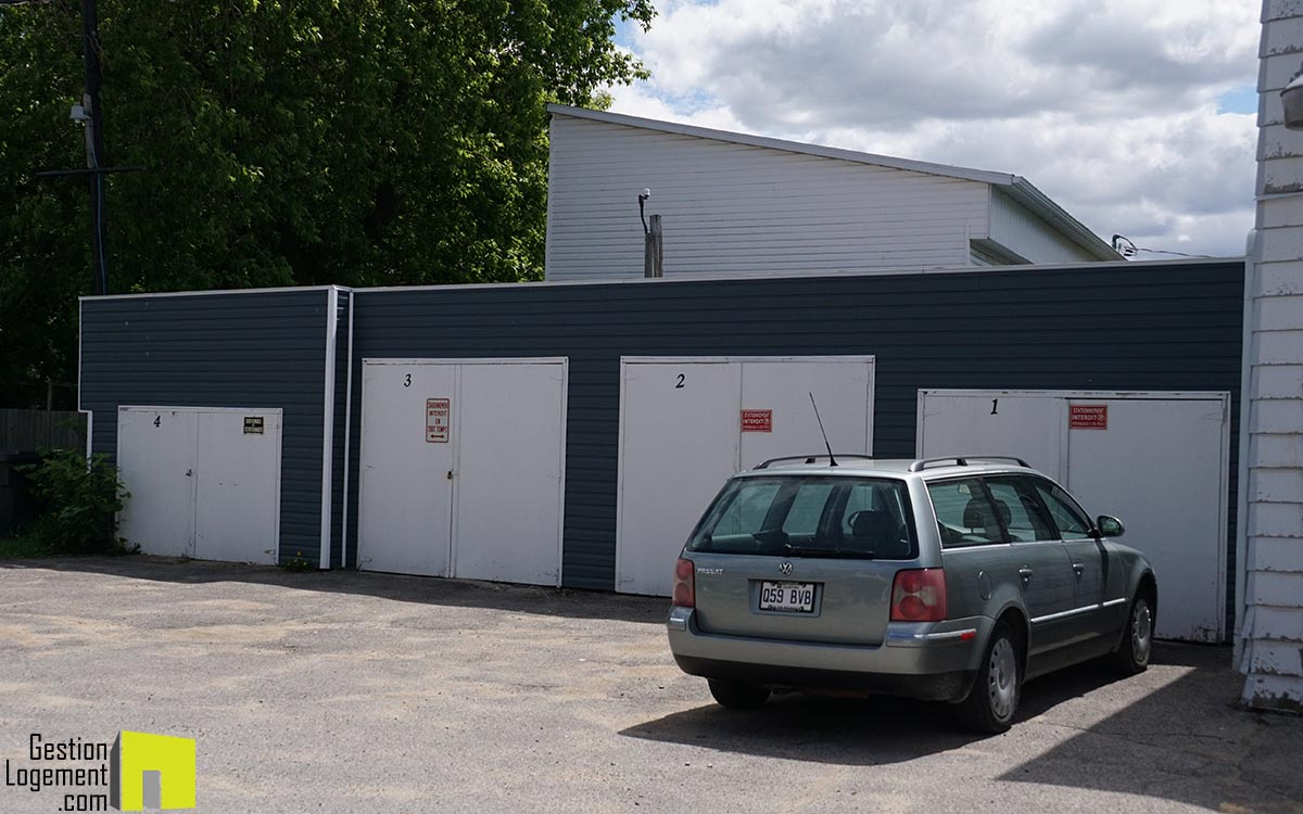 Garages louer gestion logement for Gestion de garage